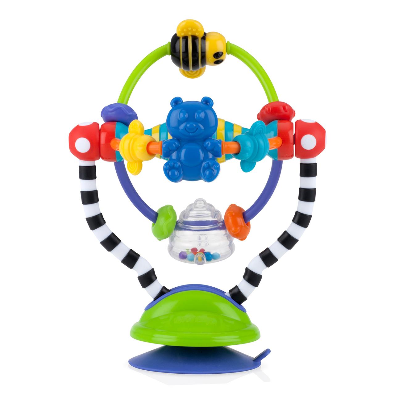 nuby albern spinnrad lernen und activity baby hochstuhl spa spielsachen ebay. Black Bedroom Furniture Sets. Home Design Ideas