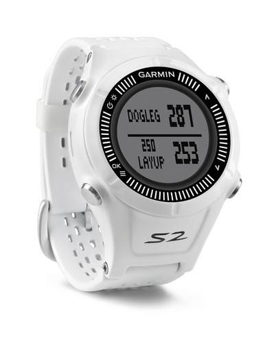 Garmin S1 Approach Golf GPS Rangefinder Watch Black 7400+ Preloaded Golf Courses Thumbnail 4