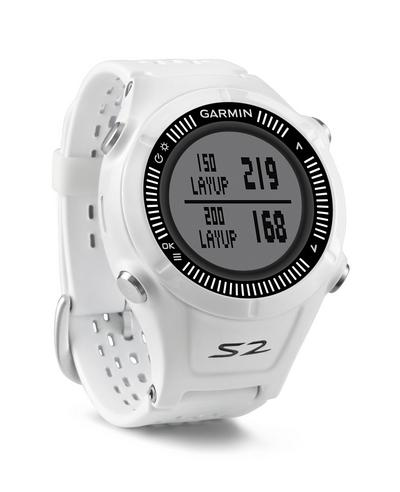 Garmin S1 Approach Golf GPS Rangefinder Watch Black 7400+ Preloaded Golf Courses Thumbnail 8