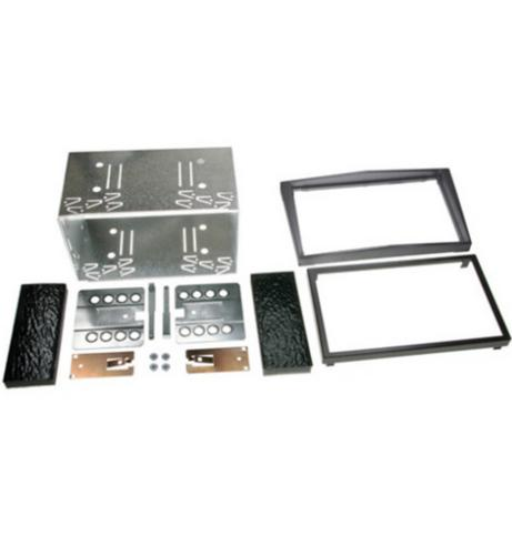 C2 23VX04 Car Stereo Double Din Fascia Plate Adaptor  Vauxhall Zafira/Antara/Tig Thumbnail 1