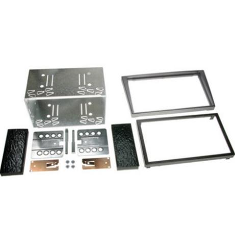 NEW C2 23VX13 Car Stereo Double Din Fascia Plate Adaptor  Vauxhall Vectra 2002> Thumbnail 1