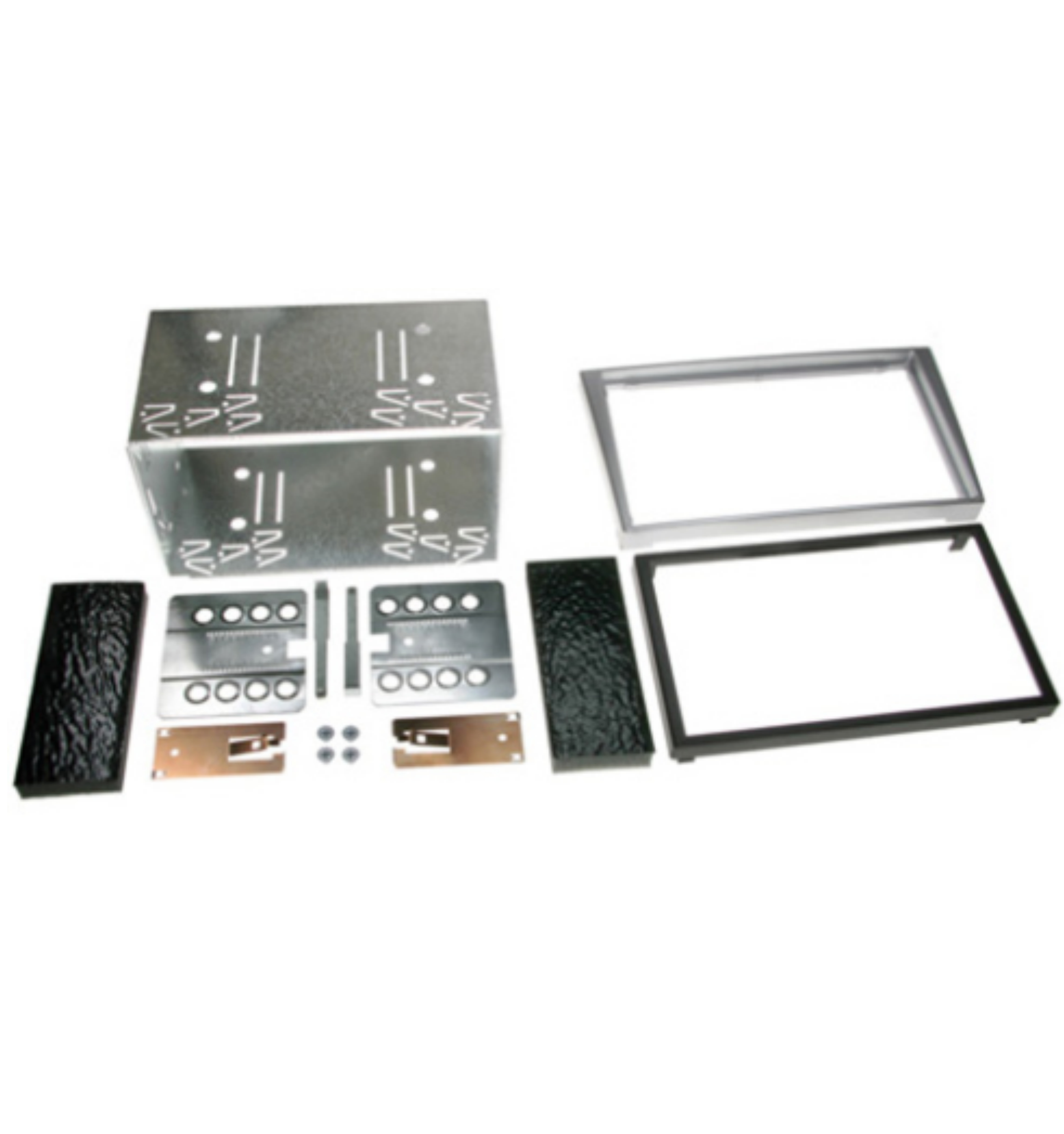 C2 23VX12 Car Stereo Double Din Fascia Plate Adaptor  Vauxhall Signum/Vectra 200