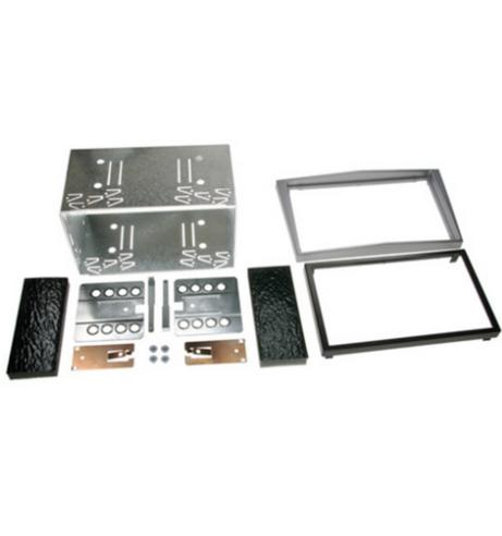 NEW C2 23VX15 Car Stereo Double Din Fascia Plate Adaptor  Vauxhall Zafira 2005> Thumbnail 1