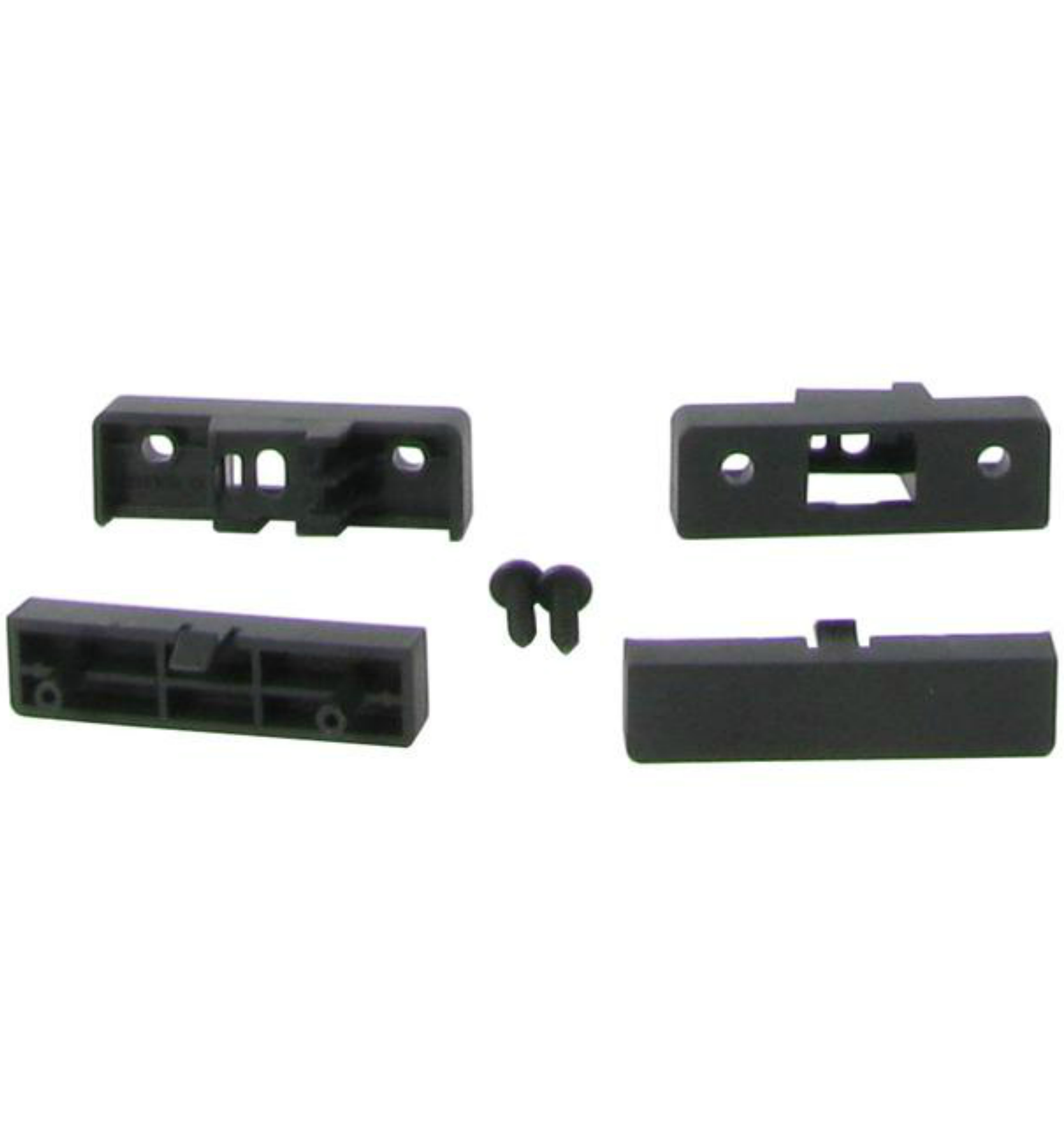 NEW C2 24AU08 Car Stereo Single DIN Replacement Fascia Plate  For Audi A3