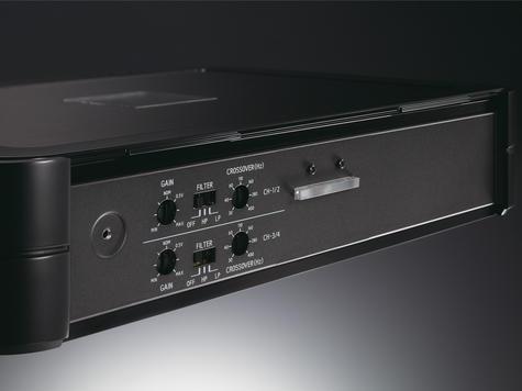 Alpine PDX F4 High Grade 4/3/2 Channel  PowerDensity Digital Car Amplifie - NEW Thumbnail 4