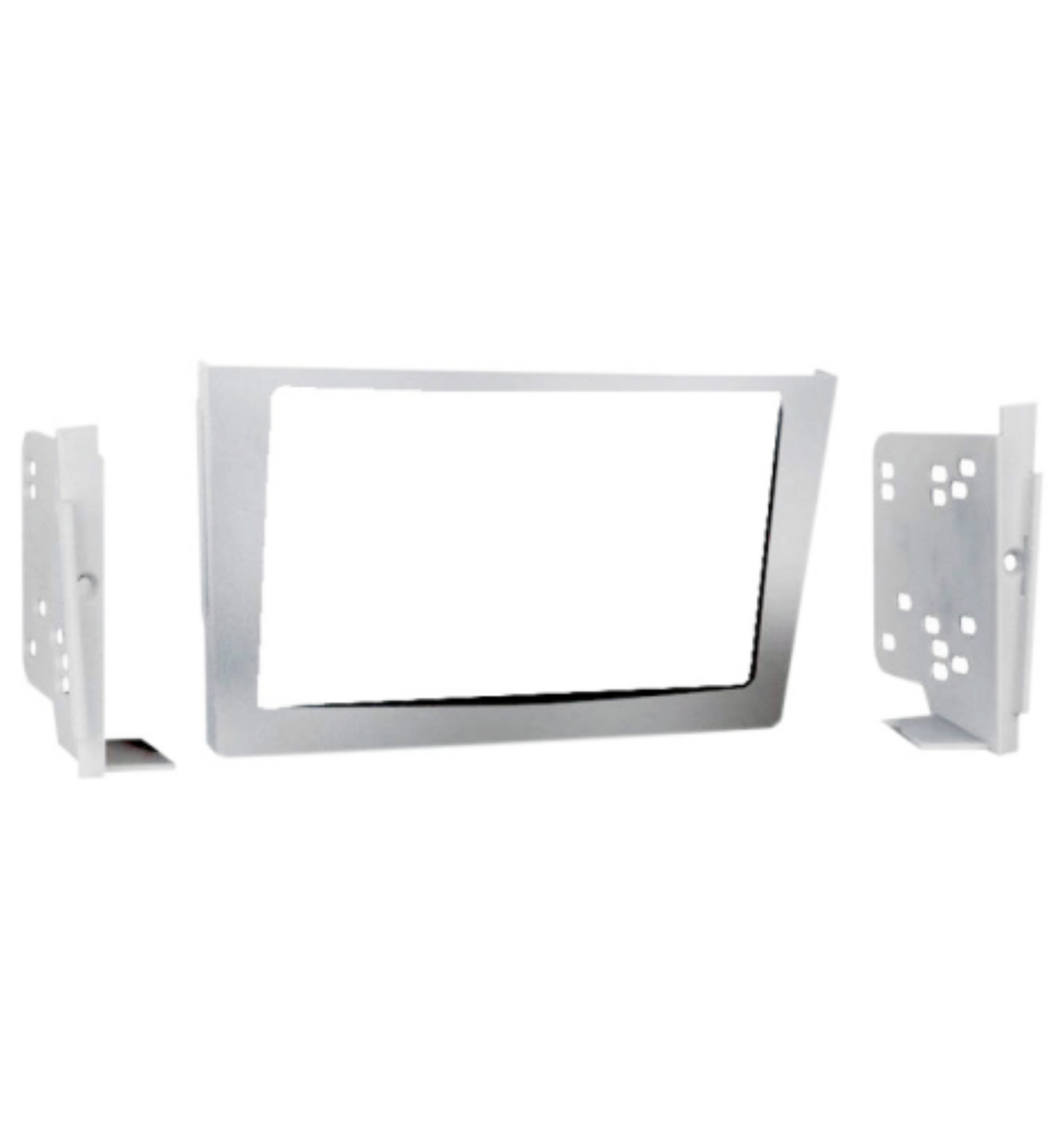 C2 23VX22 Car Stereo Double Din Fascia Plate Adaptor  Vauxhall Silver Astra H 20
