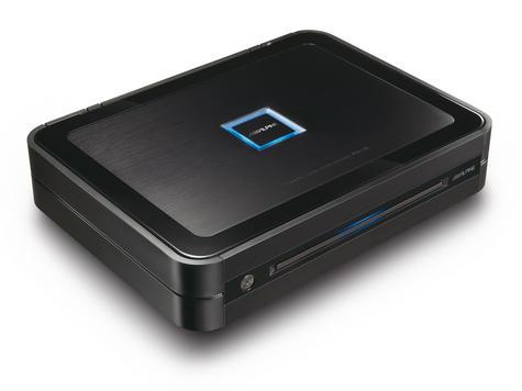 Alpine PDX-V9 High Grade 4 Channel + 1 Channel Mono Digital Power Car Amplifie Thumbnail 2