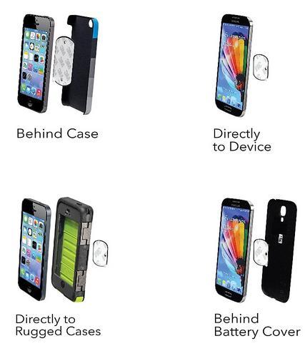 Scosche Universal Magnetic Mount?Magic Window CarHolder?Mobile Phones/Tablet/GPS Thumbnail 4