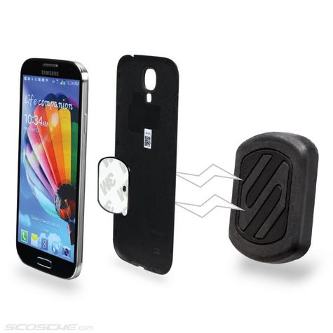 Scosche Universal Magnetic Mount?Magic Window CarHolder?Mobile Phones/Tablet/GPS Thumbnail 3