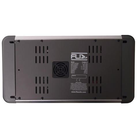 Fli FL800.4-F1 400W RMS 800 Watts Peak Power 4 Channel Stereo Car Amplifier -NEW Thumbnail 3