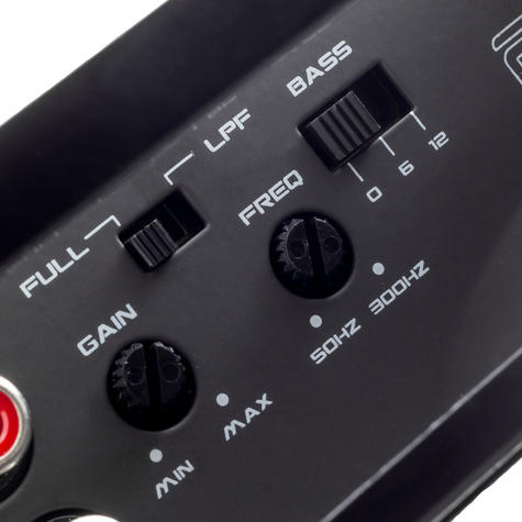Fli FL800.4-F1 400W RMS 800 Watts Peak Power 4 Channel Stereo Car Amplifier -NEW Thumbnail 5
