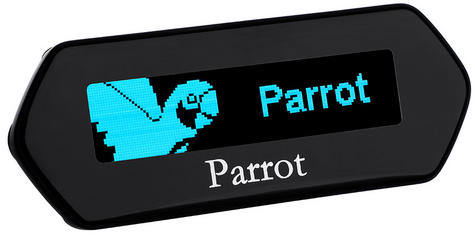 Parrot MKi9100 Bluetooth Handsfree Music Car Kit for Apple iPhone Smartphones Thumbnail 3