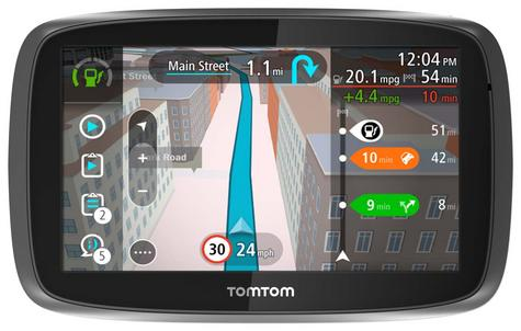 TomTom Pro 5250?Truck HGV GPS SatNav?FREE LifeTime Western EU Map+Traffic Update Thumbnail 2