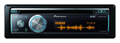 Pioneer DEH X8700DAB In Car stereo|DAB+|CD|USB|Aux|Bluetooth|iPod-iPhone-Android Thumbnail 3