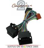 NEW C2 10CV03 Parrot SOT T-Harness ISO Adaptor Lead For Chevrolet 1Year WARRANTY