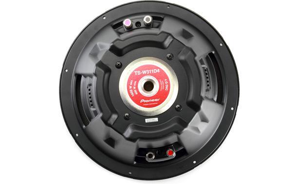 Pioneer TS-W311D4 30 cm 2?/8? enclosure-type dual voice coil-car subwoofers1400W Thumbnail 5