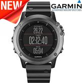 Garmin Fenix 3 Sapphire GPS Outdoor MultiSports Smart Metal Strap Watch - NEW