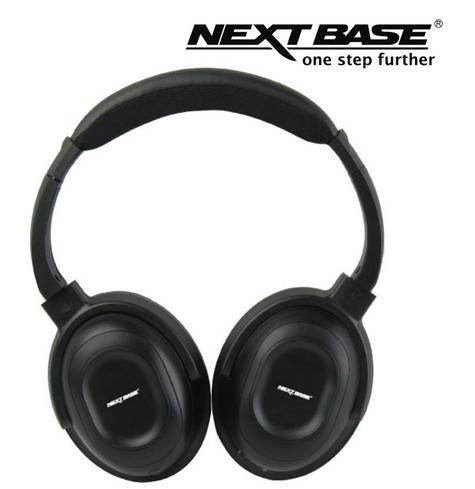 Nextbase Click & Go Series Wireless Headphones Black - NBCARHP Thumbnail 1