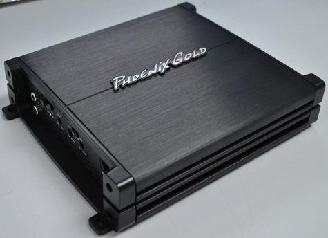 Phoenixgold Z1502 600 Watt Hi/Low Level Remote Bass Control 2 Channel Amplifier Thumbnail 2