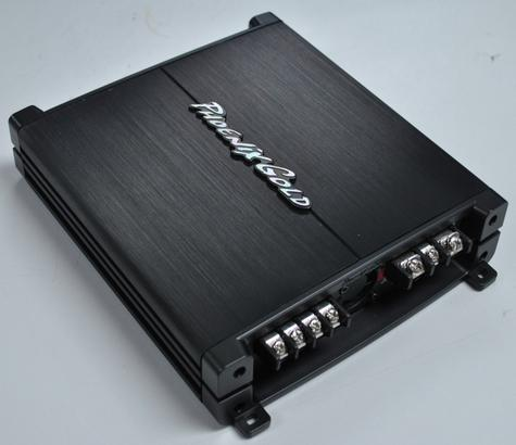 Phoenixgold Z1502 600 Watt Hi/Low Level Remote Bass Control 2 Channel Amplifier Thumbnail 3
