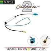 100% Genuine C2 27AA111 Male Fakra - SMB Female Antenna Adapter 1Year WARRANTY
