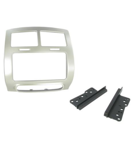 C2 23TY27 Car Stereo Double Din Fascia Plate Adaptor Toyota Urban Crusier 2009> Thumbnail 1