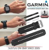 Garmin 010-11251-68 Replacement Wrist Watch Strap Band | For Forerunner 25 | Black
