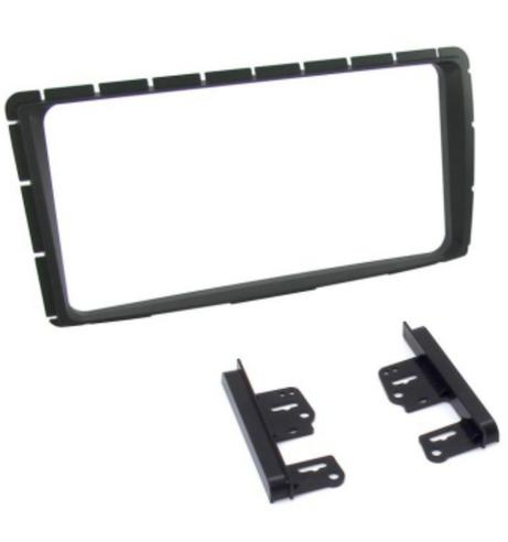 NEW C2 23TY31 Car Stereo Double Din Fascia Plate Adaptor Toyota Hilux - 2013> Thumbnail 1