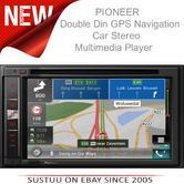 "Pioneer AVIC-F980BT|6.2"" 2-Din Bluetooth|CD|Apple CarPlay|GPS Navigation|Stereo"