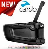 NEW Cardo Scala Rider Smartpack Solo BTSRP Motorcycle Helmet Bluetooth Intercom