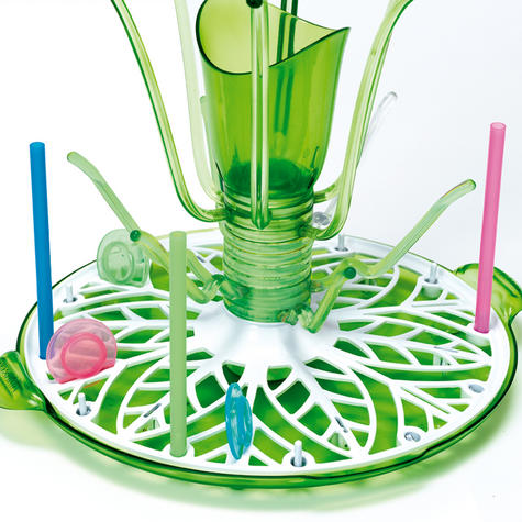 Munchkin Sprout Drying Rack Tray?Baby Bottle?Cup?Accessories?Cleaning Organiser Thumbnail 4