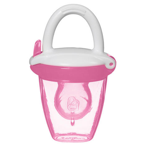 Munchkin Safe Easy On The Go Baby Food Silicone PureeTravel Feeder With Cap +4m Thumbnail 2