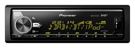 Pioneer MVH X580DAB Car Stereo|DAB+|AM/FM|Bluetooth|USB|Aux|*iPod-iPhone-Android Thumbnail 2