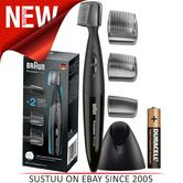 Braun?PT5010?Men's?Facial Hair?Precision?Washable Head?Trimmer 5/8mm Styler?NEW