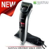 Philips QT4013/23 Beard and Stubble Mens Cordless Trimmer with Titanium Blades