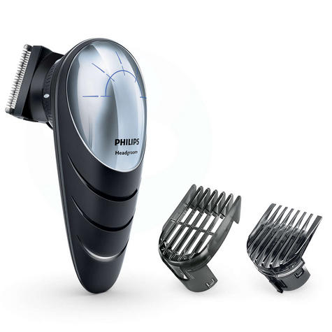 Philips Headgoorm Mens Shaver | 180° Rotation Head Hair Clipper | Easy Reach Cutting Thumbnail 2