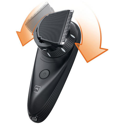 Philips Headgoorm Mens Shaver | 180° Rotation Head Hair Clipper | Easy Reach Cutting Thumbnail 4