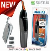 Philips Series 3000?Nose?Ear?Eyebrow?Men's Hair Trimmer Grooming Kit?NT3160/10?