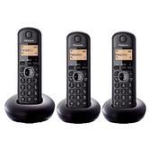 Panasonic KXTGB213EB Trio Digital Cordless Telephone With Multiple Language