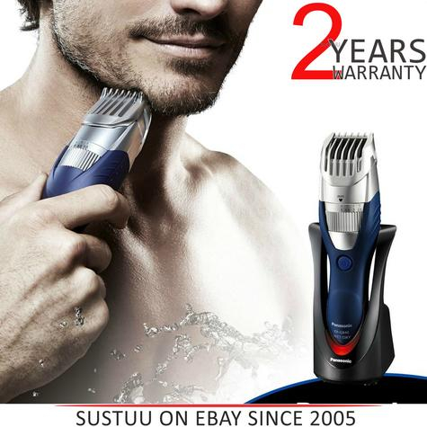 Panasonic ERGB40S?Wet/Dry?Washable?Men's Hair Beared Cordless Clipper Trimmer? Thumbnail 1