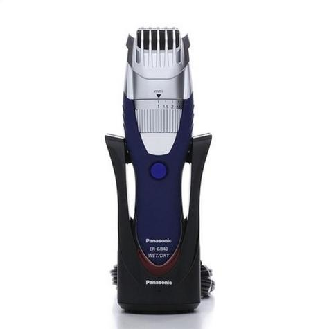 Panasonic ERGB40S?Wet/Dry?Washable?Men's Hair Beared Cordless Clipper Trimmer? Thumbnail 2