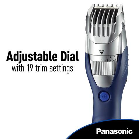 Panasonic ERGB40S?Wet/Dry?Washable?Men's Hair Beared Cordless Clipper Trimmer? Thumbnail 4