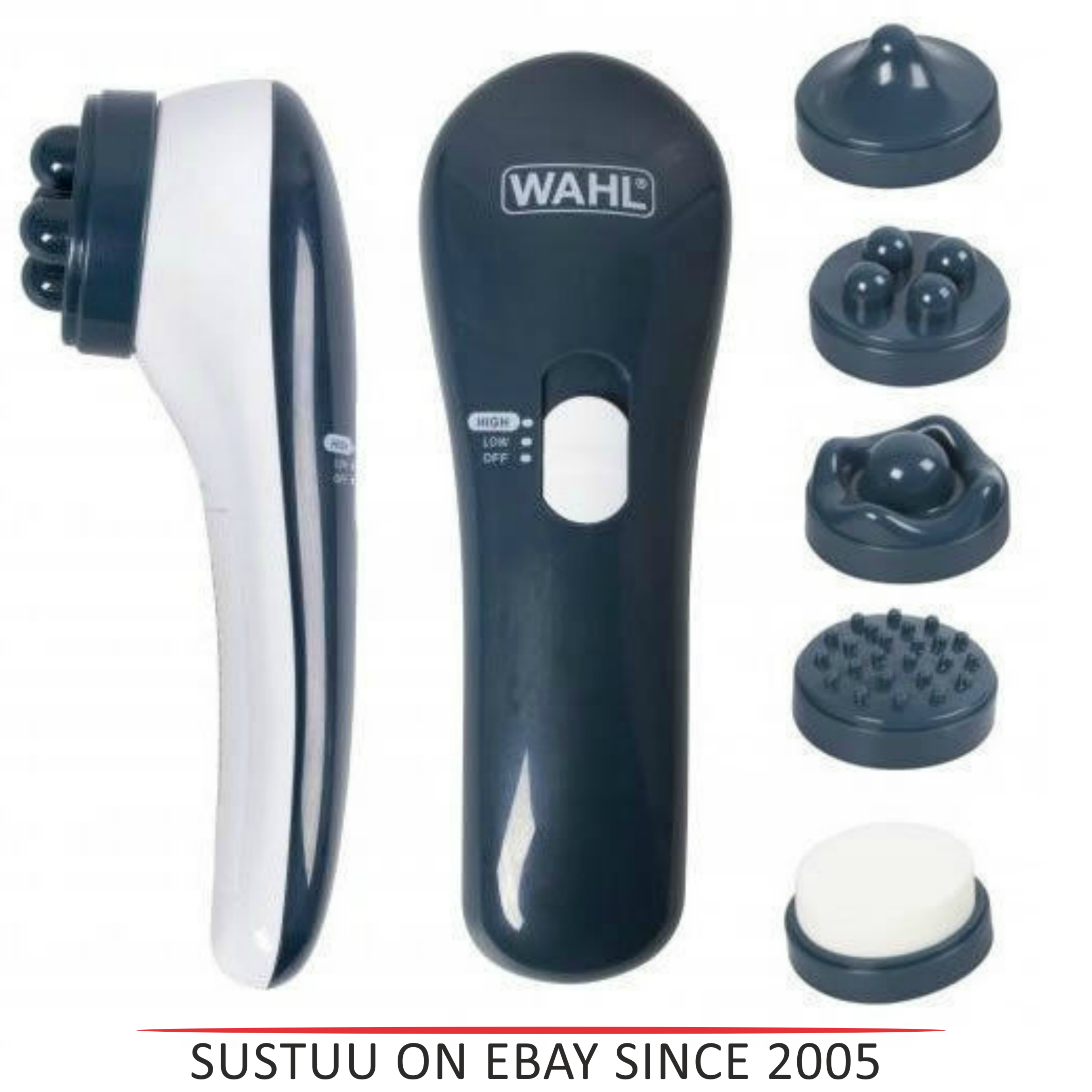 Wahl ZX860 Spot Massager / Therapy / Battery Operated / Hand Held Therapeutic / New