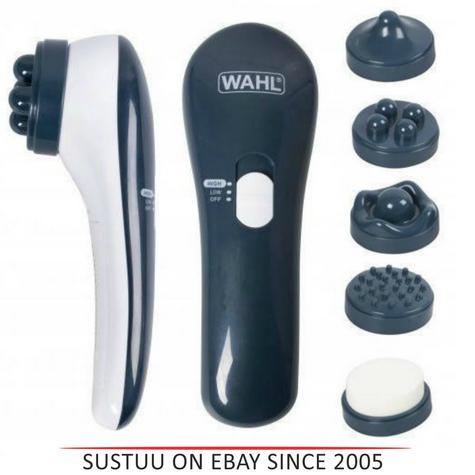 Wahl ZX860 Spot Massager / Therapy / Battery Operated / Hand Held Therapeutic / New Thumbnail 1