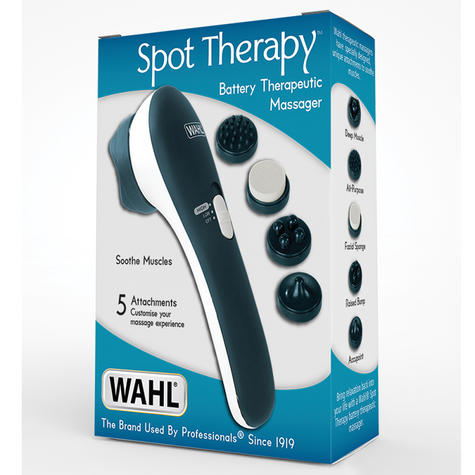 Wahl ZX860 Spot Massager / Therapy / Battery Operated / Hand Held Therapeutic / New Thumbnail 5