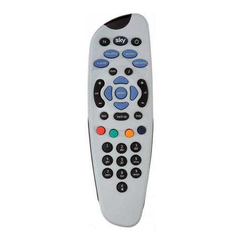 Sky Sky Remote Control - Grey  SKY101 Thumbnail 1