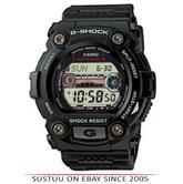 Casio GW7900-1ER G-Shock Solar Automatic Digital Alarm Watch|Resin Strap|Black|