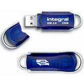 Integral Courier USB Flash Drive 32GB Memory Stick COURIER32GB