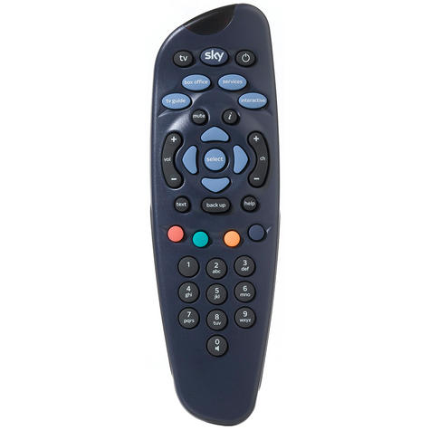 Sky Sky Remote Control / Battery Included / - Black  SKY100 Thumbnail 2