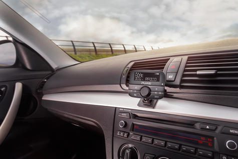 Pure Highway 400?In Car DAB Digital Radio Adapter?Mobile Bluetooth Music Control Thumbnail 5